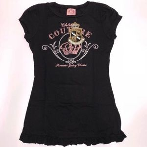 Juicy Couture Small Short Sleeve Tee - NWT